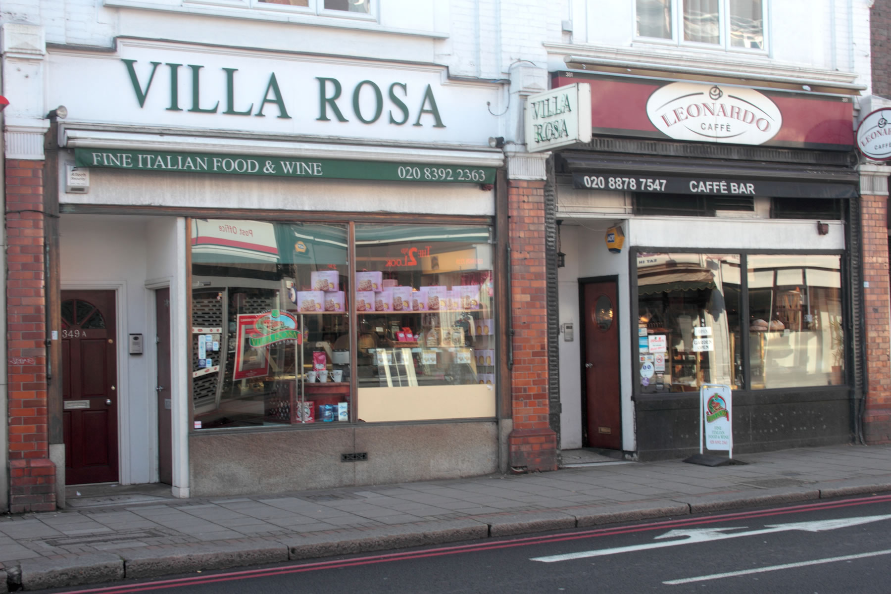 Villa Rosa East Sheen Village