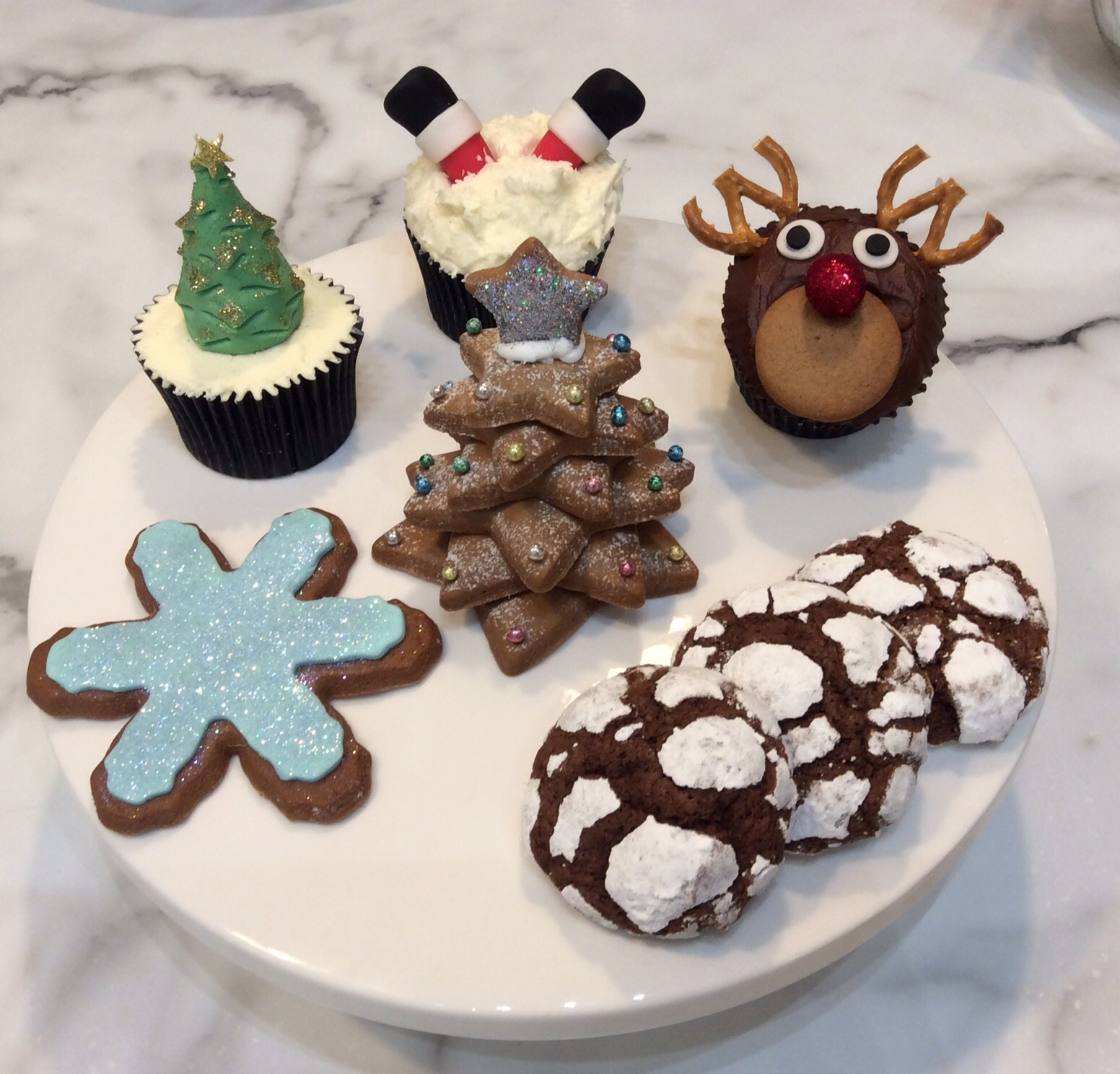Children s christmas baking decorating class east