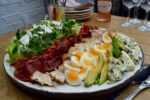 Cobb-salad-blue-cheese-dressing-lucyloves-east-sheen-village