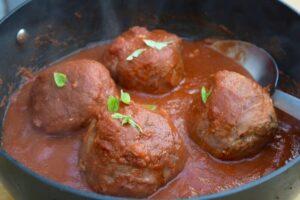 Big-Pork-Prosciutto-Meatballs-recipe-lucyloves-foodblog