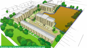 Barnes Hospital development