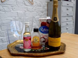 Lychee-rose-bellini-recipe-lucyloves-east-sheen-village