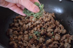 Baked-sausage-risotto-recipe-lucyloves-east-sheen-village