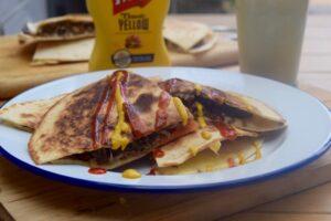 CHeese-burger-quesadillas-recipe-lucyloves-foodblog