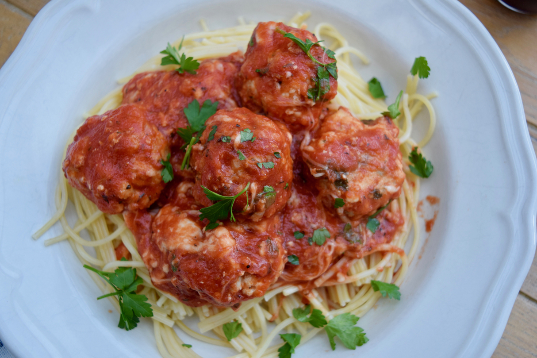 Italian-chicken-meatballs-recipe-lucyloves-east-sheen-village