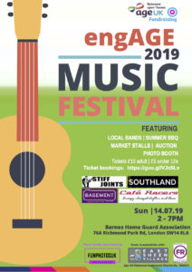 engAGE Music Festival
