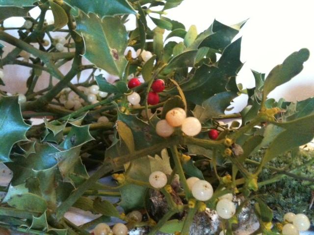 Buy Your Holly Mistletoe Tower House School East Sheen Village