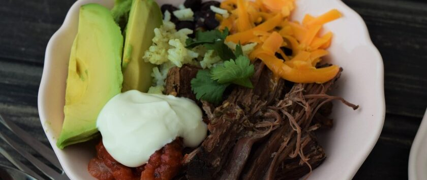 Burrito-beef-coriander-lime-rice-lucyloves-east-sheen-village