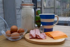 Ham-cheese-egg-pancake-recipe-lucyloves-foodblog