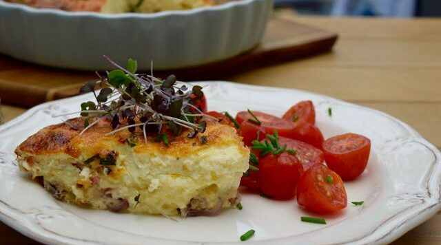 Crustless-quiche-lorraine-recipe-lucyloves-east-sheen-village