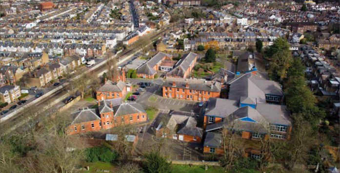Barnes Hospital development