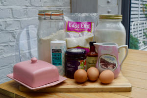 Coconut-jam-pudding-recipe-lucyloves-east-sheen-village