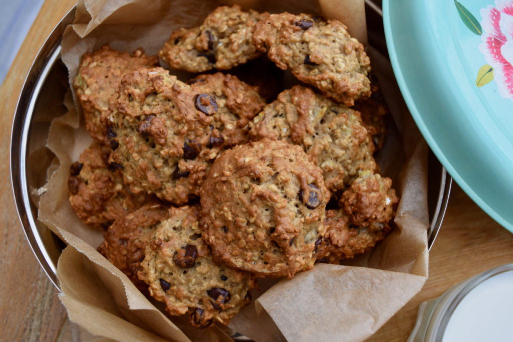 Banana-breakfast-cookies-recipe-