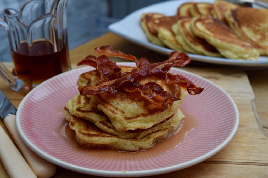 Fluffy-breakfast-pancakes-recipe-lucyloves-east-sheen-village