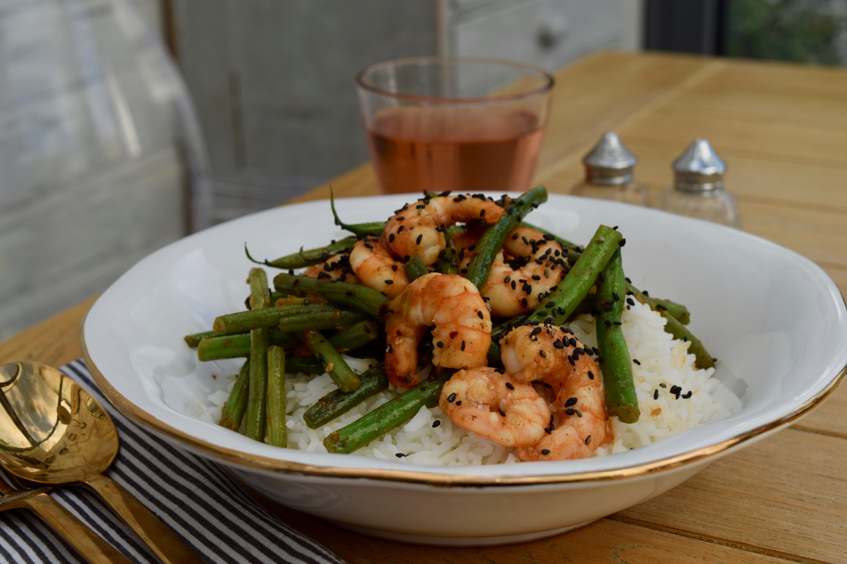 spicy-prawns-green-beans-recipe-lucyloves-east-sheen-village