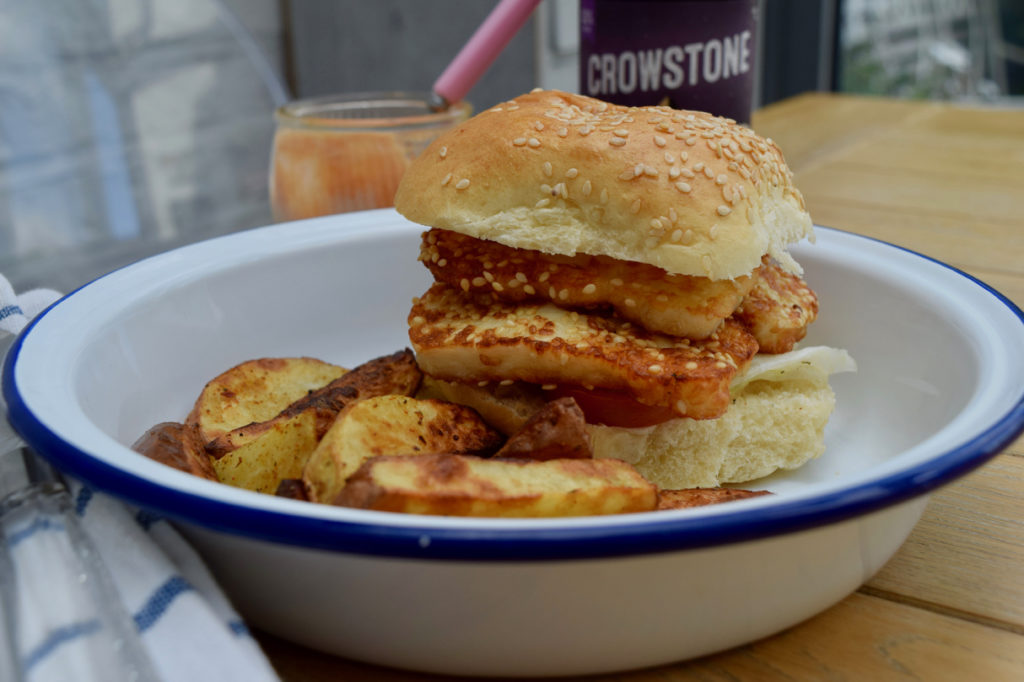 sesame-halloumi-burgers-recipe-lucyloves-east-sheen-village
