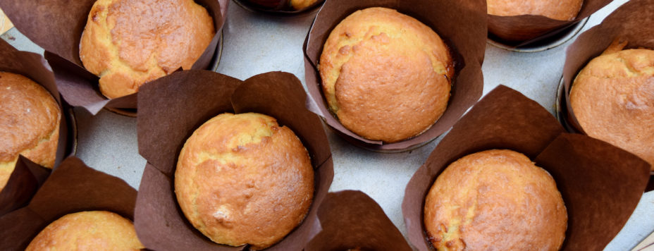 Lucy Loves Lemon Curd Muffins recipe
