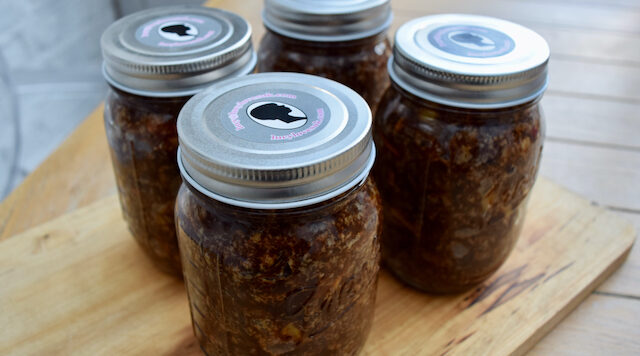 Mincemeat recipe from Lucy Loves Food Blog